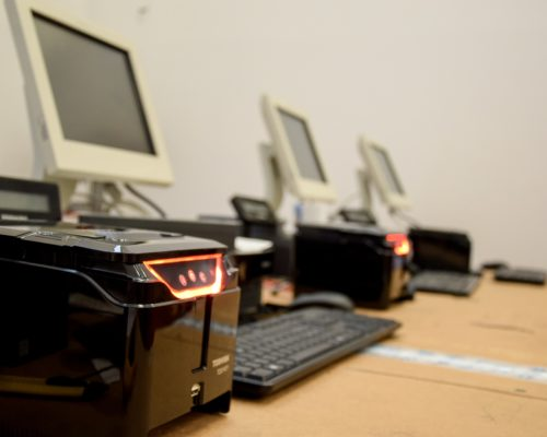 computer cassa