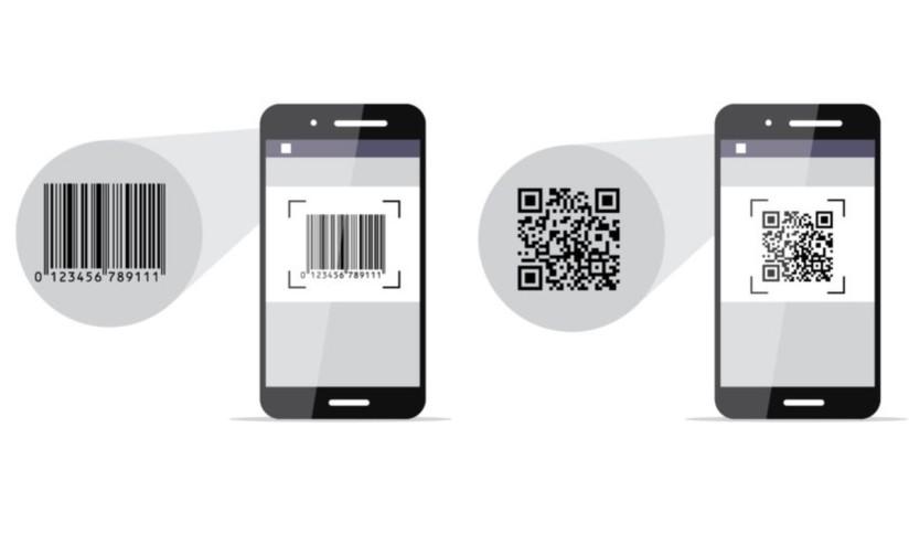 smartphone come lettore di codici a barre